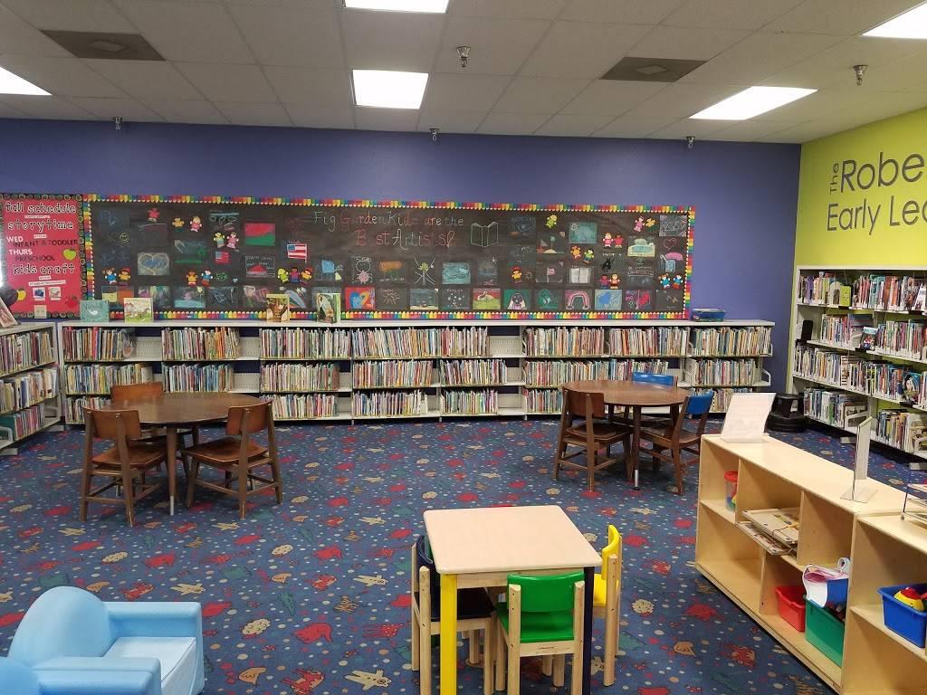 Fig Garden Regional Library - library  | Photo 1 of 4 | Address: 3071 W Bullard Ave, Fresno, CA 93711, USA | Phone: (559) 600-4071