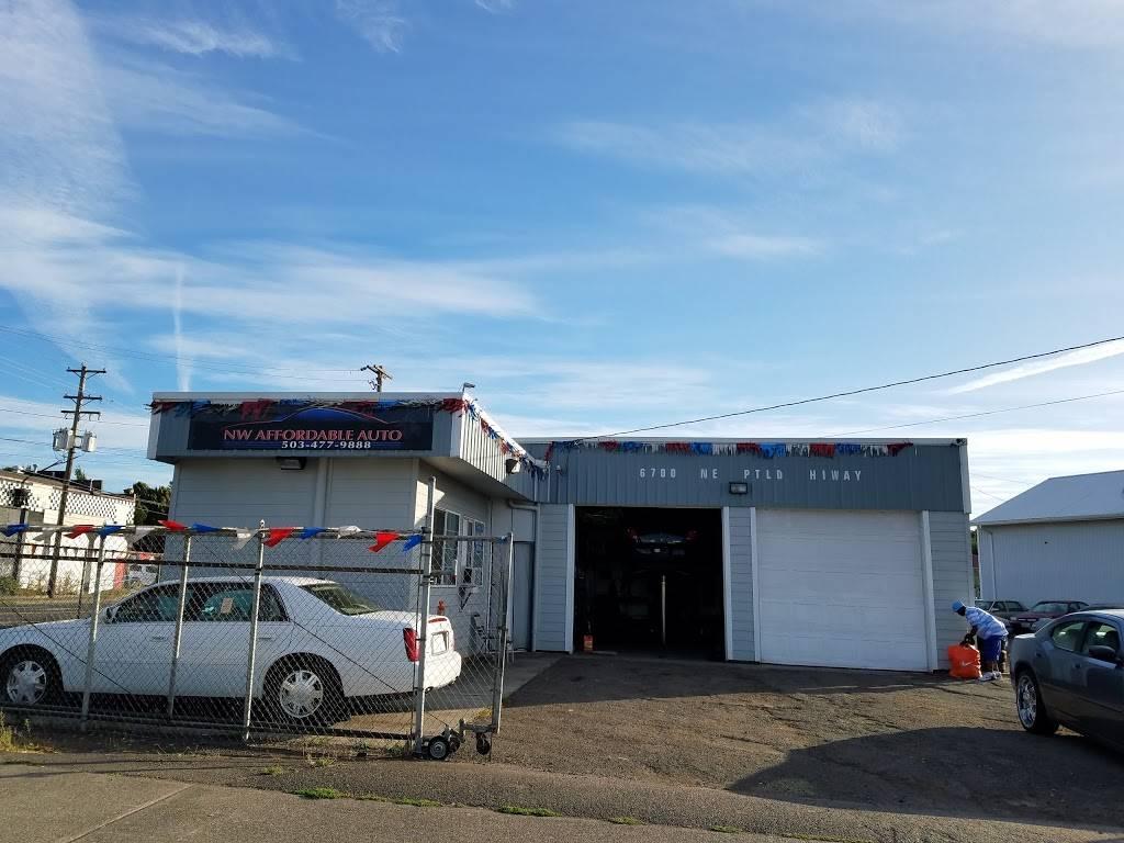 NW Affordable Autos - car dealer    Photo 1 of 2   Address: 6740 NE Portland Hwy, Portland, OR 97218, USA   Phone: (503) 477-9888