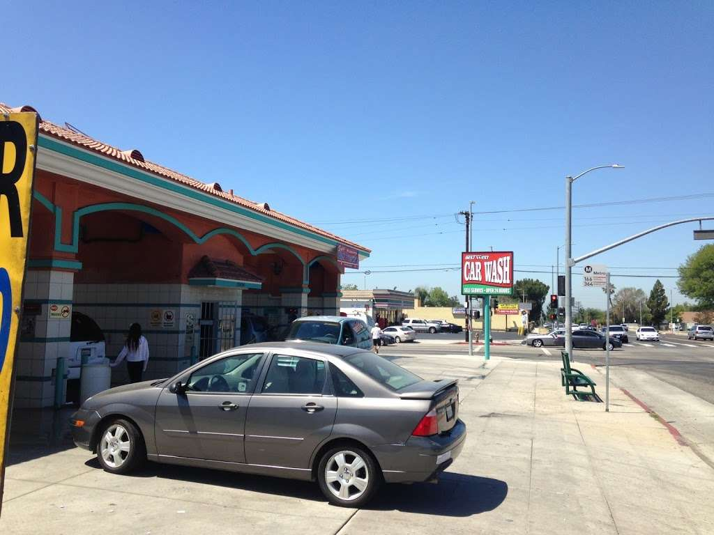 Best West Car Wash - car wash    Photo 2 of 9   Address: 13434 Osborne St, Arleta, CA 91331, USA   Phone: (323) 938-0404