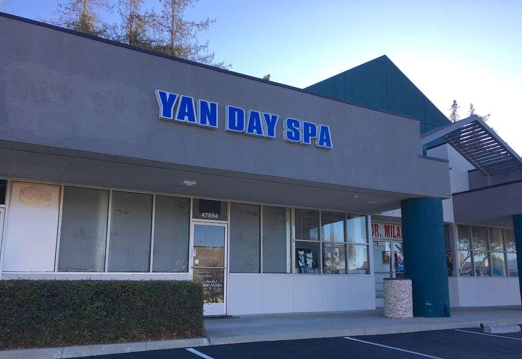 Yan Day Spa - spa  | Photo 1 of 2 | Address: 47854 Warm Springs Blvd, Fremont, CA 94539, USA | Phone: (510) 656-3398