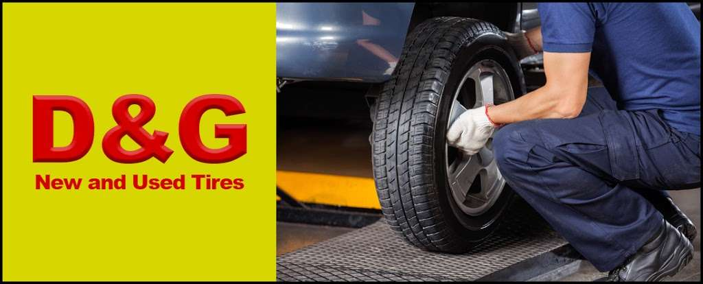 D&G New and Used Tires - car repair    Photo 10 of 10   Address: 850 Pennsylvania Ave, Hagerstown, MD 21742, USA   Phone: (301) 733-1450