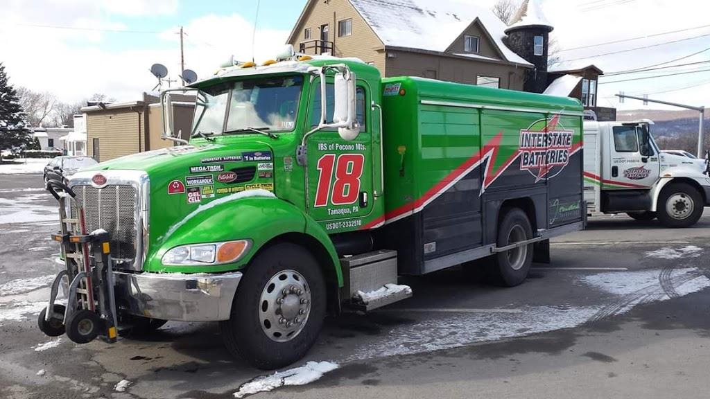 Interstate Batteries - car repair    Photo 1 of 3   Address: 1679 River Rd, Jenkins Township, PA 18640, USA   Phone: (800) 381-6431