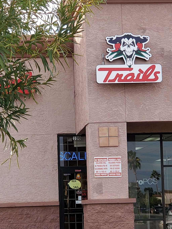 Trails Department Store - department store    Photo 5 of 10   Address: 940 N Alma School Rd, Chandler, AZ 85224, USA   Phone: (480) 786-0234