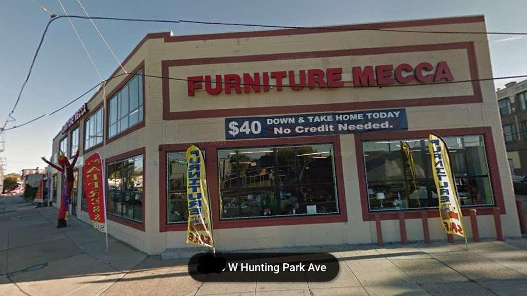 Furniture Mecca - furniture store  | Photo 5 of 10 | Address: 1430 W Hunting Park Ave, Philadelphia, PA 19140, USA | Phone: (267) 297-8558