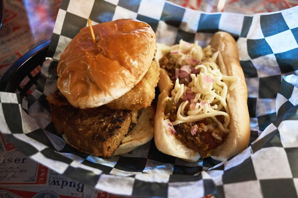 Jailbird - restaurant    Photo 6 of 9   Address: 4022 Shelby St, Indianapolis, IN 46227, USA   Phone: (317) 602-2001