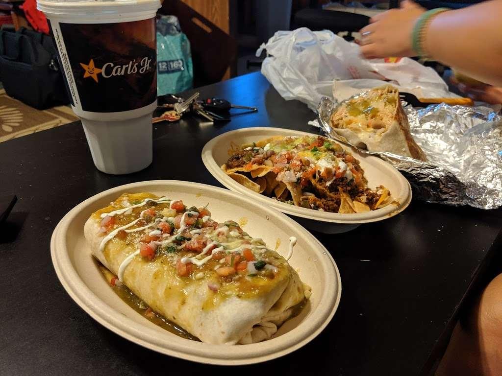 Carls Jr. - restaurant  | Photo 9 of 10 | Address: 1519 W Baseline Rd, Guadalupe, AZ 85283, USA | Phone: (480) 838-4063