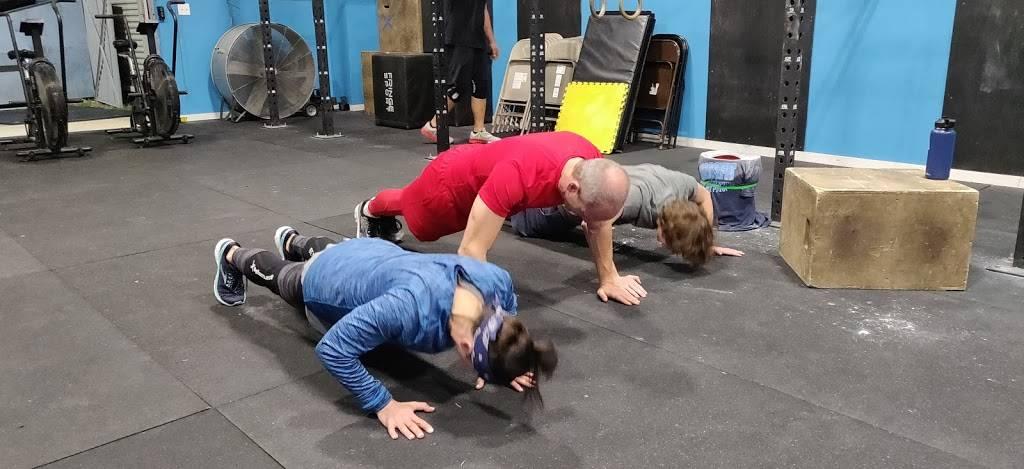 CrossFit Cedar Park - gym    Photo 5 of 7   Address: 12112 Anderson Mill Rd Suite 8B, Austin, TX 78726, USA   Phone: (512) 331-0992