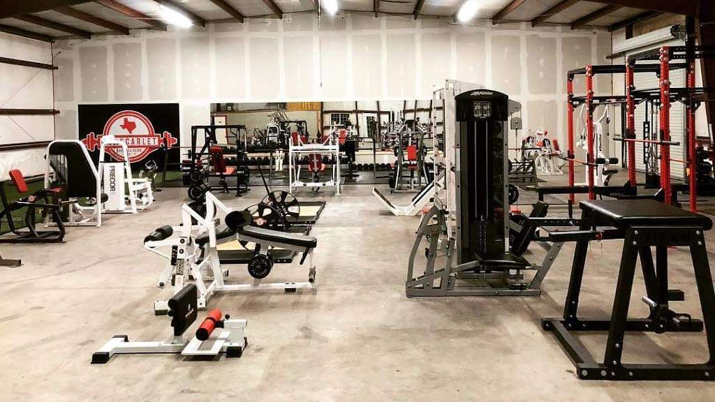 The Scarlet Barbell Club - gym  | Photo 1 of 5 | Address: 18790 US-59, New Caney, TX 77357, USA | Phone: (832) 793-5105