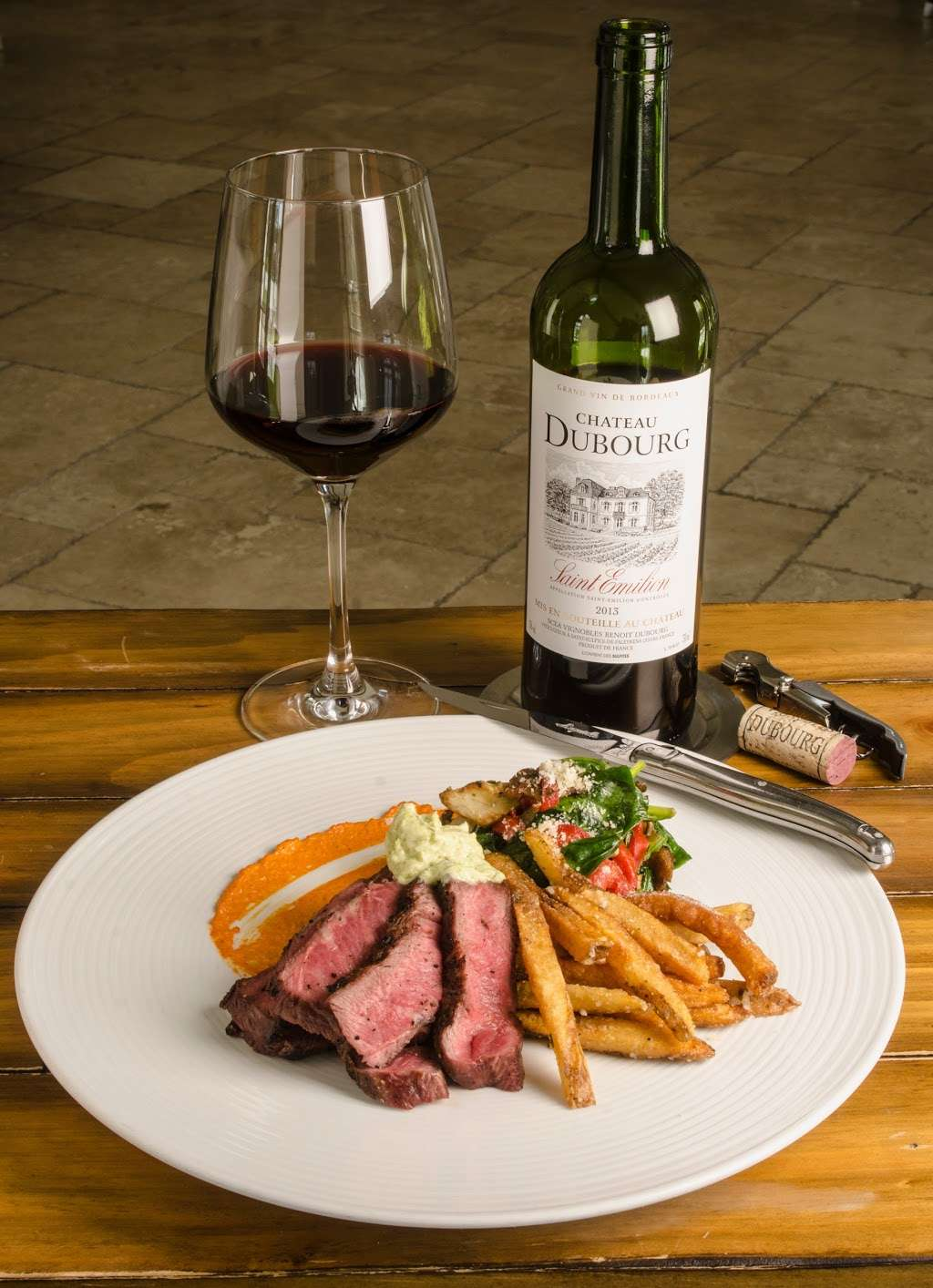 The Bistro & Wine Bar - restaurant    Photo 6 of 10   Address: 35 Landmark Dr, Plymouth, MA 02360, USA   Phone: (508) 209-2324