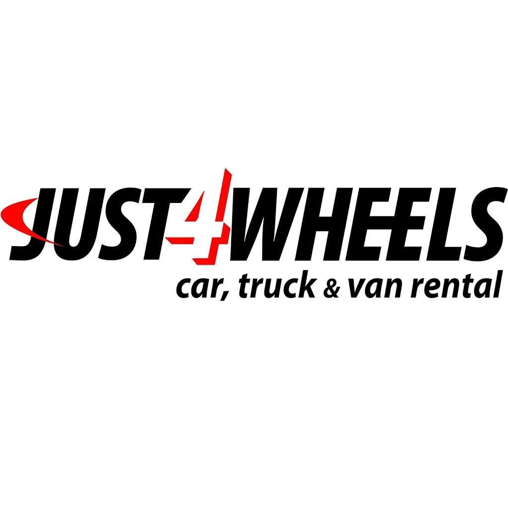 Just Four Wheels Car, Truck and Van Rental - Weehawken - car rental  | Photo 3 of 4 | Address: 4800 Avenue at Port Imperial, Weehawken, NJ 07086, USA | Phone: (201) 271-0000