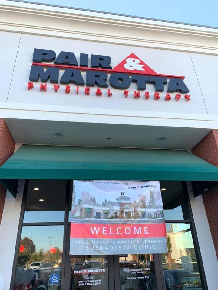 Pair & Marotta Physical Therapy - Buena Vista - health  | Photo 5 of 10 | Address: 4605 Buena Vista Rd Suite 690, Bakersfield, CA 93311, USA | Phone: (661) 282-8737