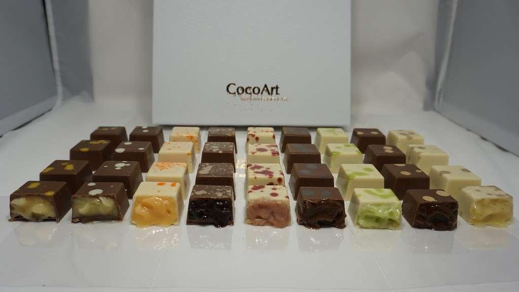 CocoArt Chocolate - store    Photo 2 of 10   Address: 20 Prag Blvd #002, Monroe, NY 10950, USA   Phone: (845) 248-1617