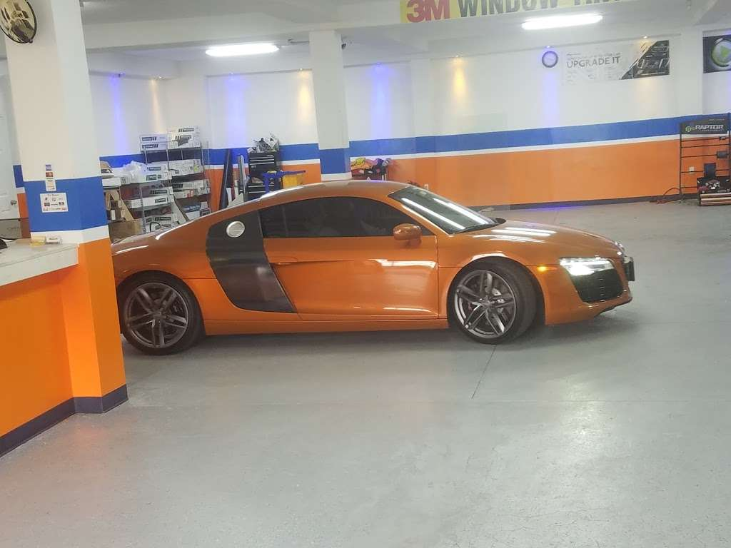 BOUBA WINDOW TINTING & AUTO ALARMS - car repair  | Photo 2 of 10 | Address: 480 Tonnelle Ave, Jersey City, NJ 07307, USA | Phone: (201) 433-5324