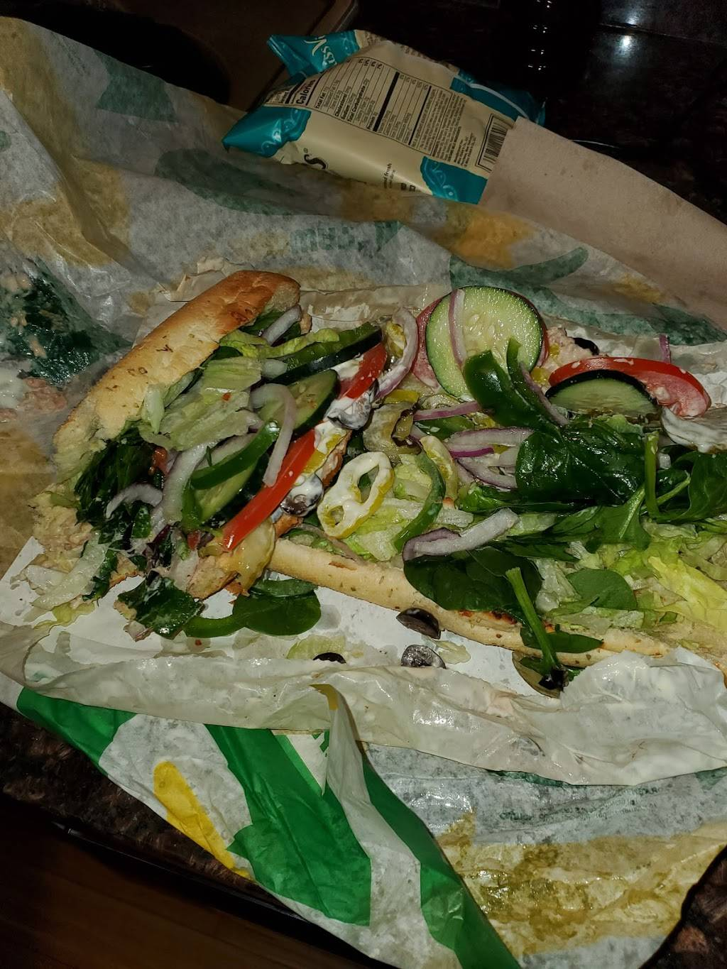 Subway - meal takeaway  | Photo 7 of 10 | Address: 376 White Bear Ave, St Paul, MN 55106, USA | Phone: (651) 735-2718