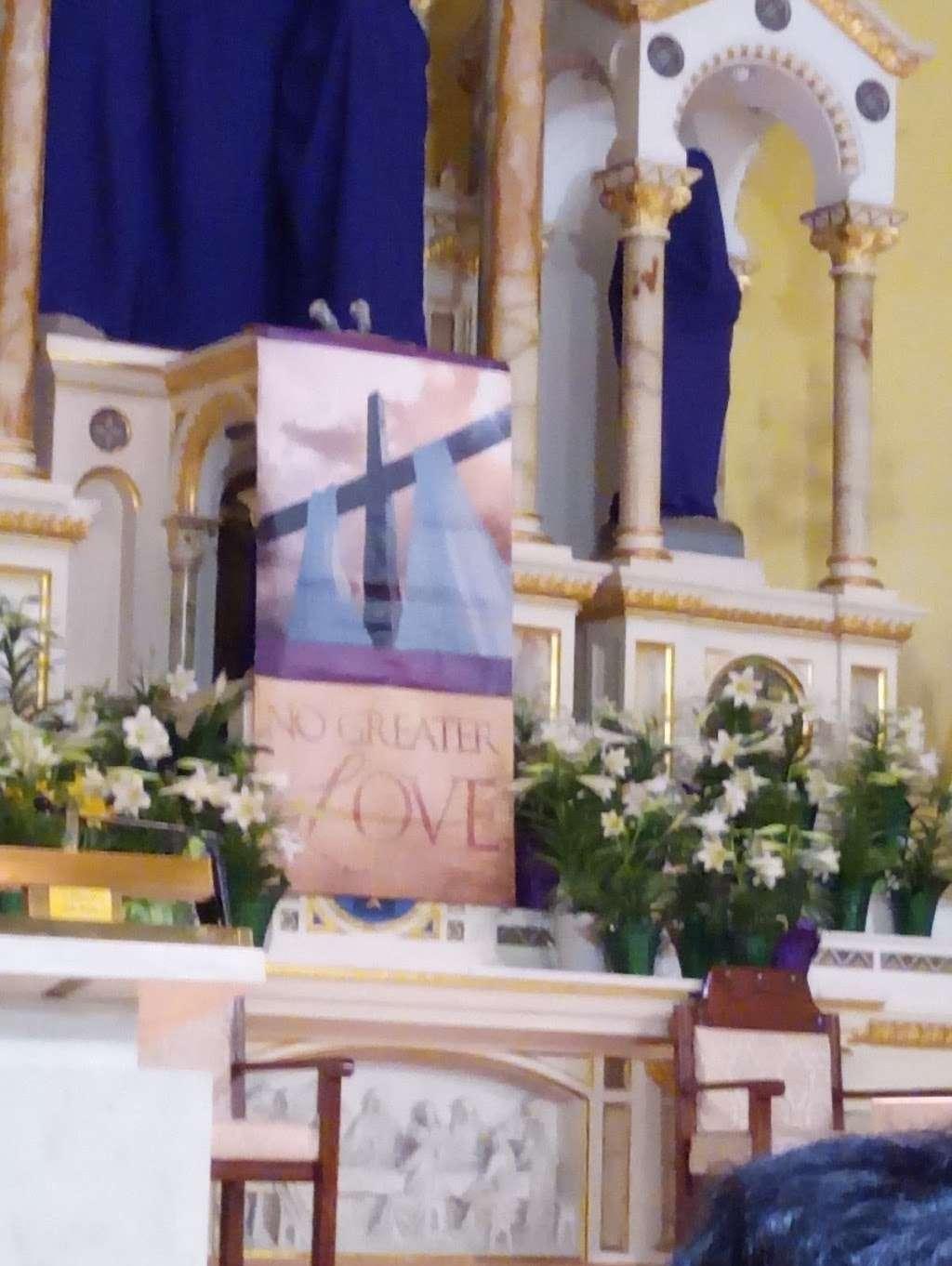 St Anthonys Catholic Church Parish Office - church    Photo 3 of 10   Address: 1510 S 49th Ct, Cicero, IL 60804, USA   Phone: (708) 652-0231