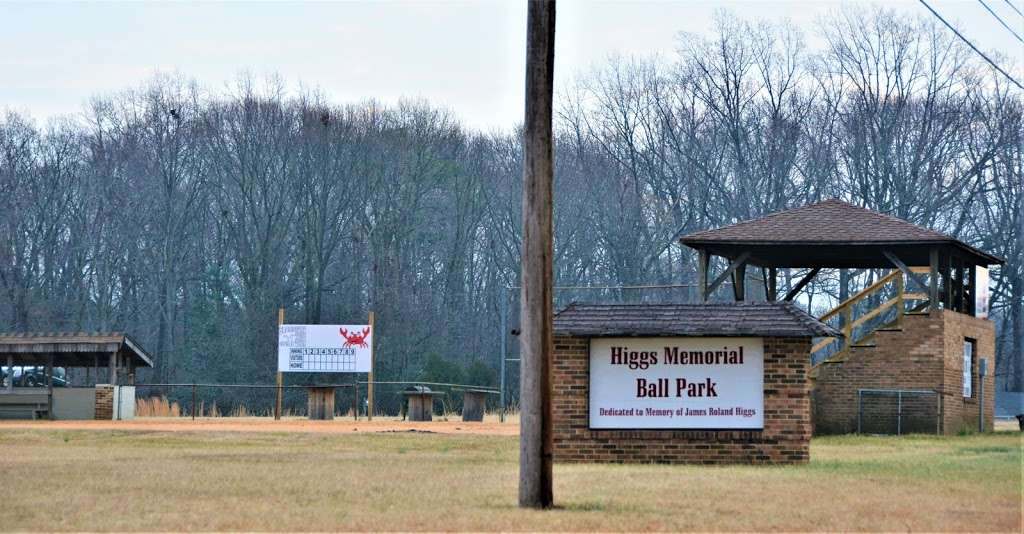 Higgs Memorial Ball Park - museum  | Photo 1 of 2 | Address: Hollywood, MD 20636, USA