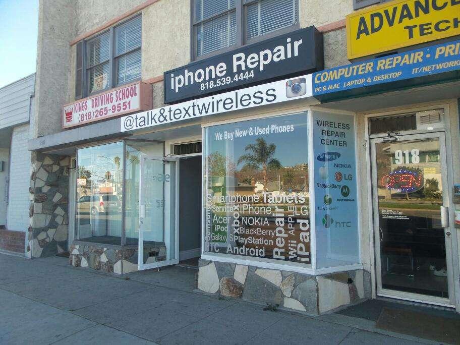 Fast Tech iPhone Repair - store  | Photo 3 of 10 | Address: 916 W Glenoaks Blvd #1/2, Glendale, CA 91202, USA | Phone: (818) 539-4444