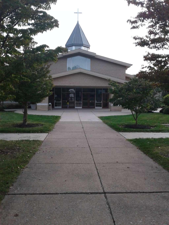 Saint Alphonsus Catholic Church - church  | Photo 8 of 10 | Address: 33 Conwell Dr, Maple Glen, PA 19002, USA | Phone: (215) 646-4600