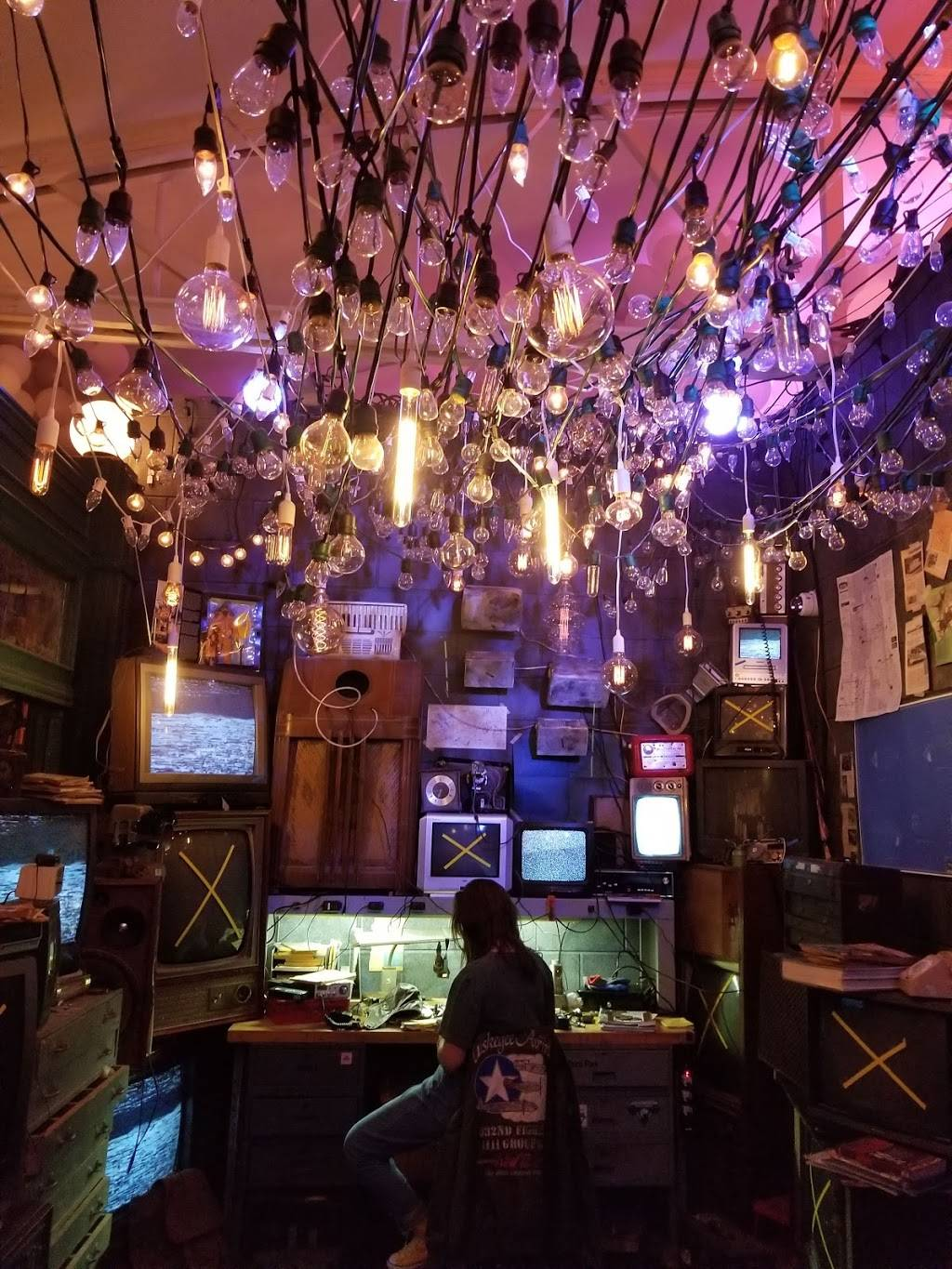 Nevermore Park :: Home of Flyboy - art gallery  | Photo 2 of 9 | Address: 949 W 16th St, Chicago, IL 60608, USA | Phone: (312) 278-3018