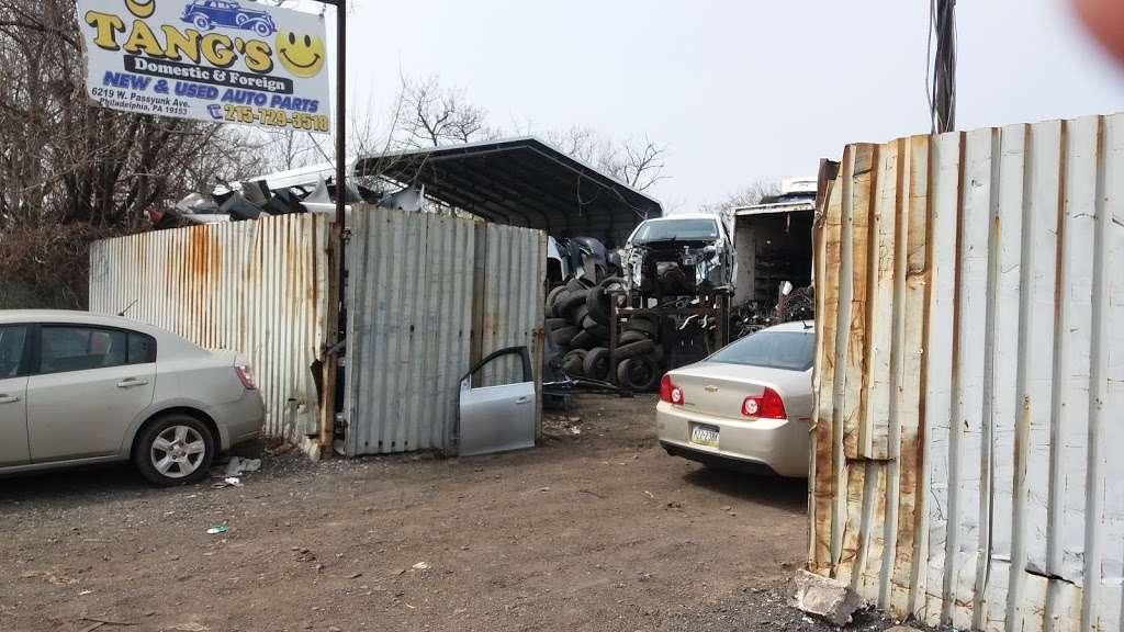 Tangs Auto Parts - car repair  | Photo 1 of 2 | Address: 6219 Passyunk Ave, Philadelphia, PA 19153, USA | Phone: (215) 729-3518