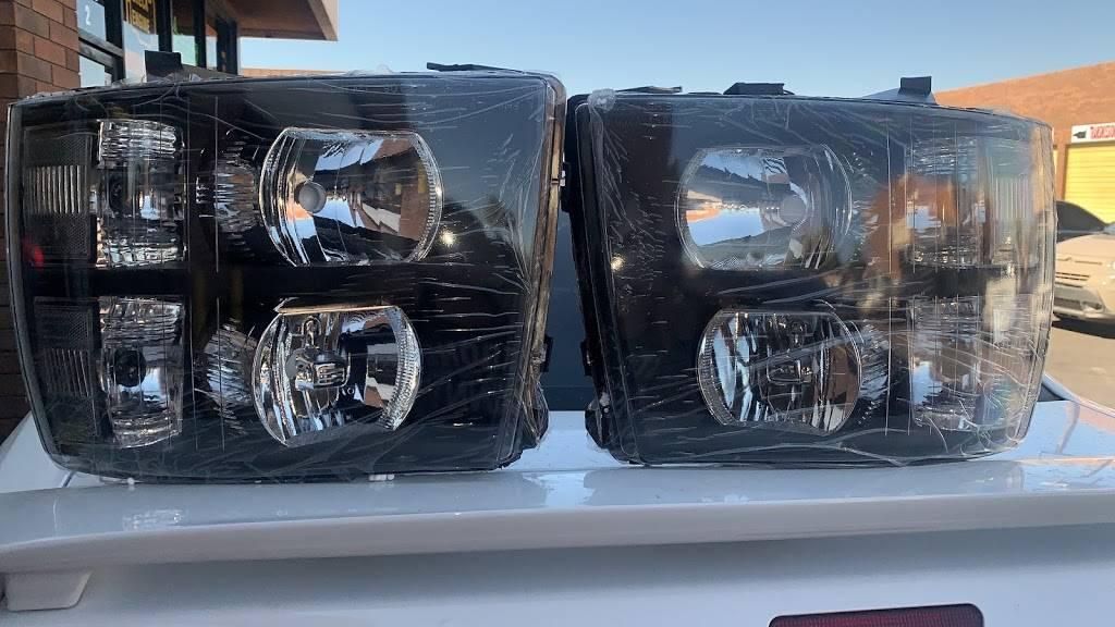 Custom Dream truck and auto repair - car repair  | Photo 2 of 10 | Address: 7740 W Indian School Rd suite 2, Phoenix, AZ 85033, USA | Phone: (623) 330-6397