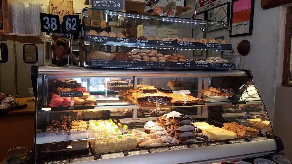 Cinderella Bakery & Cafe - bakery    Photo 5 of 10   Address: 436 Balboa St, San Francisco, CA 94118, USA   Phone: (415) 751-9690