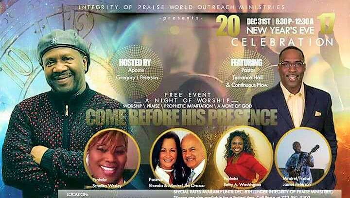 Integrity Of Praise Outreach Ministries Inc. - church  | Photo 7 of 10 | Address: 1352, 9618 S Wentworth Ave, Chicago, IL 60628, USA | Phone: (773) 719-0893