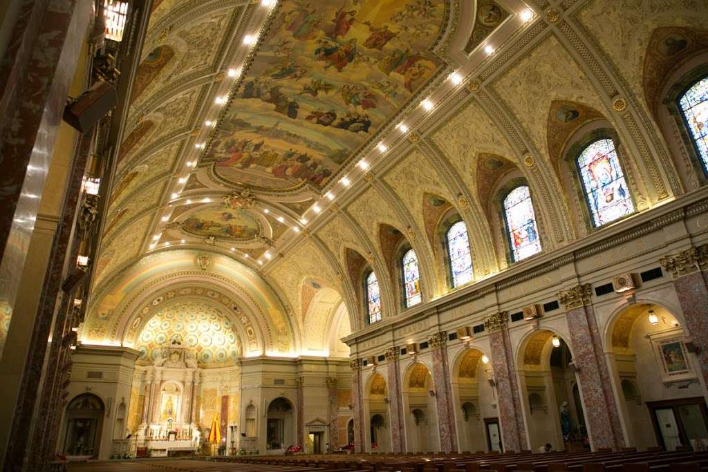 Basilica of Regina Pacis - church  | Photo 1 of 10 | Address: 1230 65th St, Brooklyn, NY 11219, USA | Phone: (718) 236-0909
