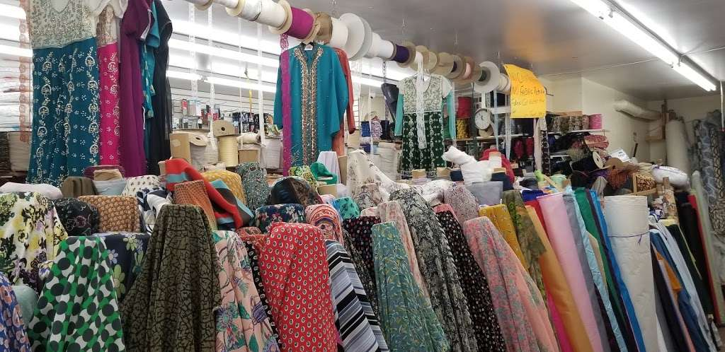 Nahid Fabrics - home goods store  | Photo 1 of 3 | Address: 1049 Liberty Ave, Brooklyn, NY 11208, USA | Phone: (718) 277-9337