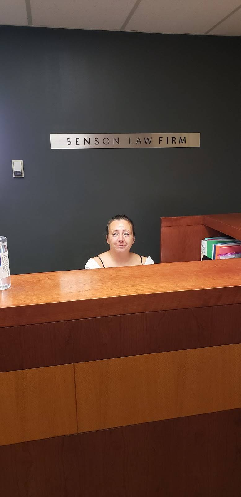 Benson Law Firm - lawyer  | Photo 2 of 3 | Address: 3473 Fairmount Blvd 2nd floor, Cleveland Heights, OH 44118, USA | Phone: (216) 279-3647