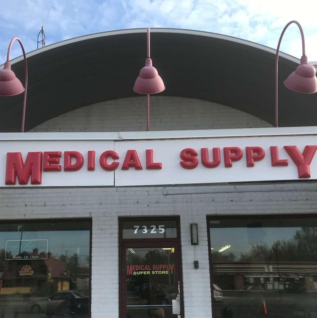 Medical Supply Superstore - store    Photo 2 of 3   Address: 7325 Richmond Hwy, Alexandria, VA 22306, USA   Phone: (703) 253-3900