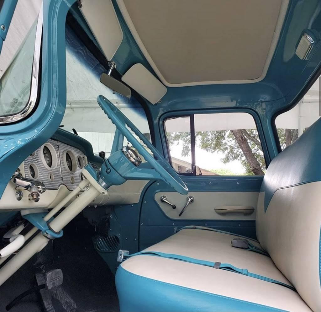 Knobens Kustoms Upholstery - car repair    Photo 5 of 8   Address: 10603 Marias River Dr, Austin, TX 78748, USA   Phone: (530) 999-8958