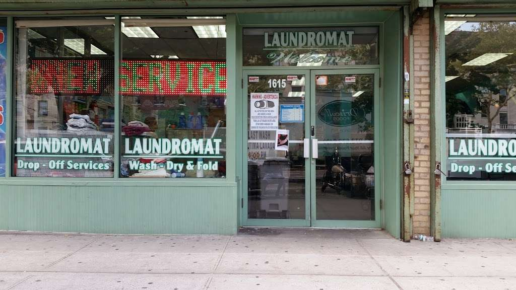 Golden Laundromat - laundry  | Photo 1 of 4 | Address: 1615 Dr Martin Luther King Jr Blvd, Bronx, NY 10453, USA | Phone: (718) 618-0234