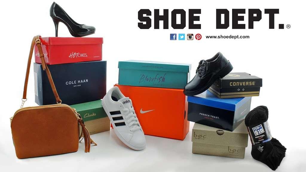 Shoe Dept. - shoe store  | Photo 2 of 10 | Address: 4777 Vista Wood Blvd STE 110, Dallas, TX 75232, USA | Phone: (214) 376-0014