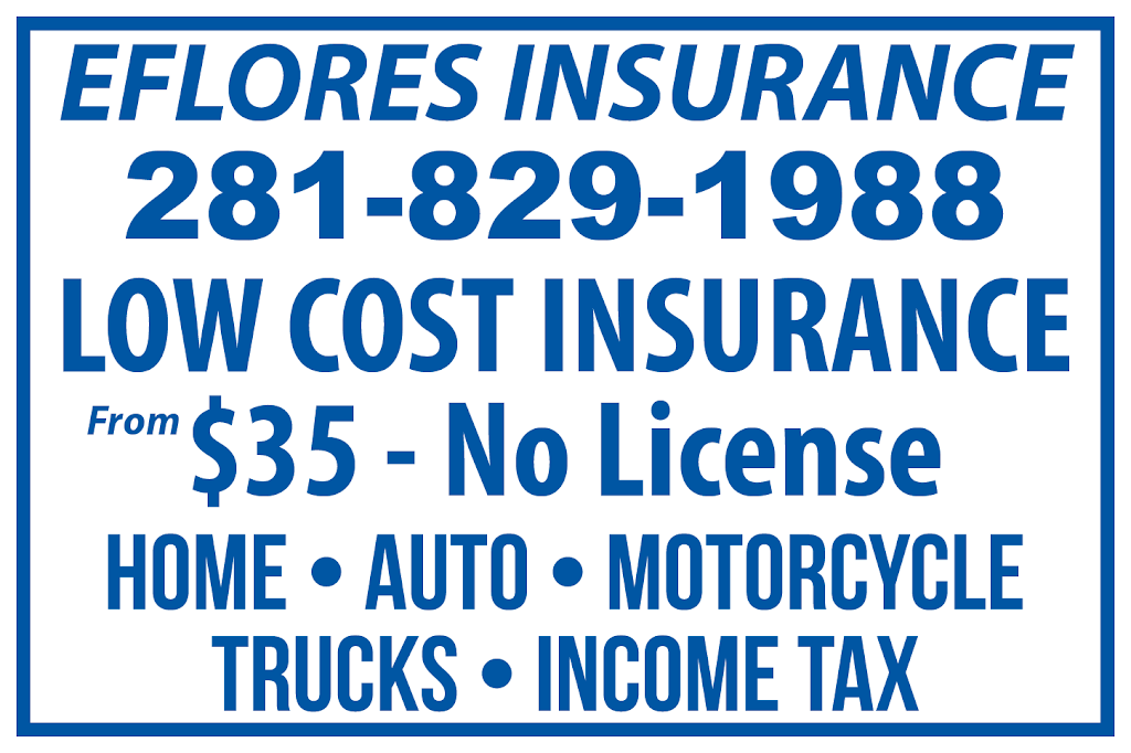 EFlores Insurance Agency - insurance agency  | Photo 4 of 9 | Address: 5751 Greenhouse Rd #106, Katy, TX 77449, USA | Phone: (281) 829-1988