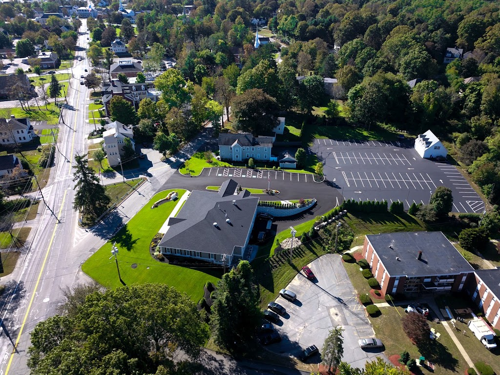 Blake Chelmsford Funeral Home - funeral home    Photo 2 of 10   Address: 24 Worthen St, Chelmsford, MA 01824, USA   Phone: (978) 256-5251