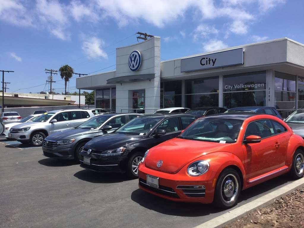 City Volkswagen - car dealer  | Photo 4 of 10 | Address: 2205 Morena Blvd, San Diego, CA 92110, USA | Phone: (619) 547-1459