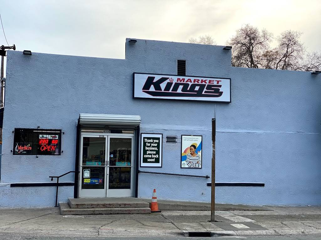 King's Market - convenience store  | Photo 1 of 10 | Address: 4330 14th Ave, Sacramento, CA 95820, USA | Phone: (916) 376-7461