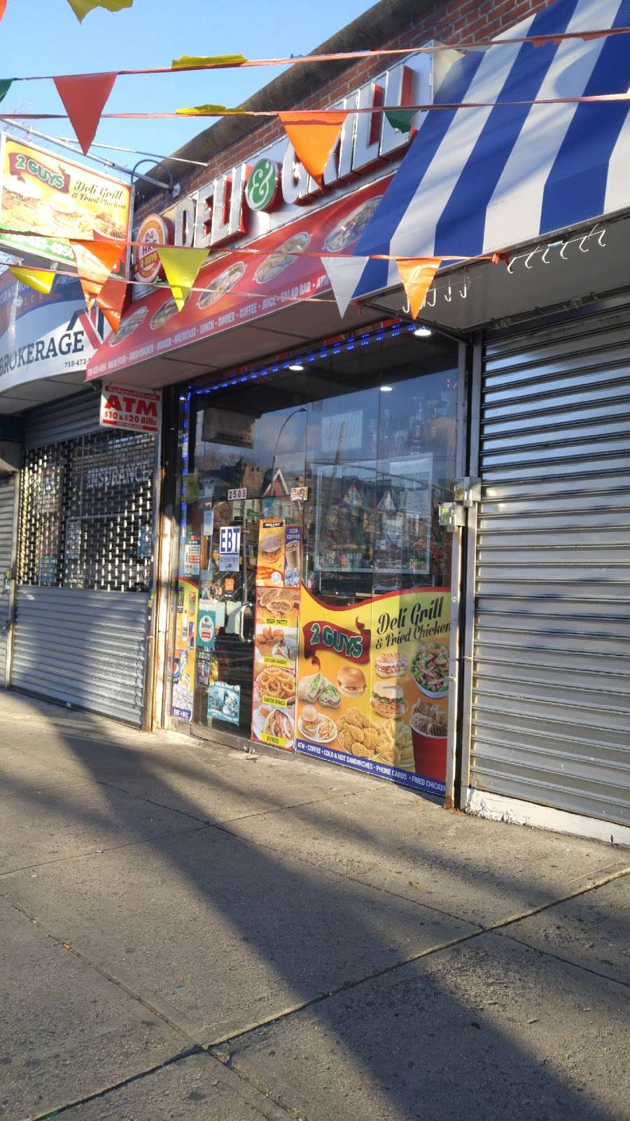 Two Guys - store  | Photo 1 of 2 | Address: 25-5 36th Ave, Queens, NY 11106, USA | Phone: (718) 433-4956