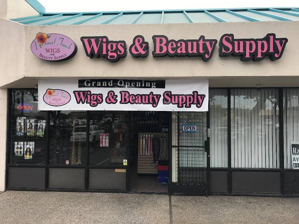 Personal Touch Wigs and Beauty Supply - hair care  | Photo 1 of 10 | Address: 5722 Watt Ave, North Highlands, CA 95660, USA | Phone: (916) 692-8605