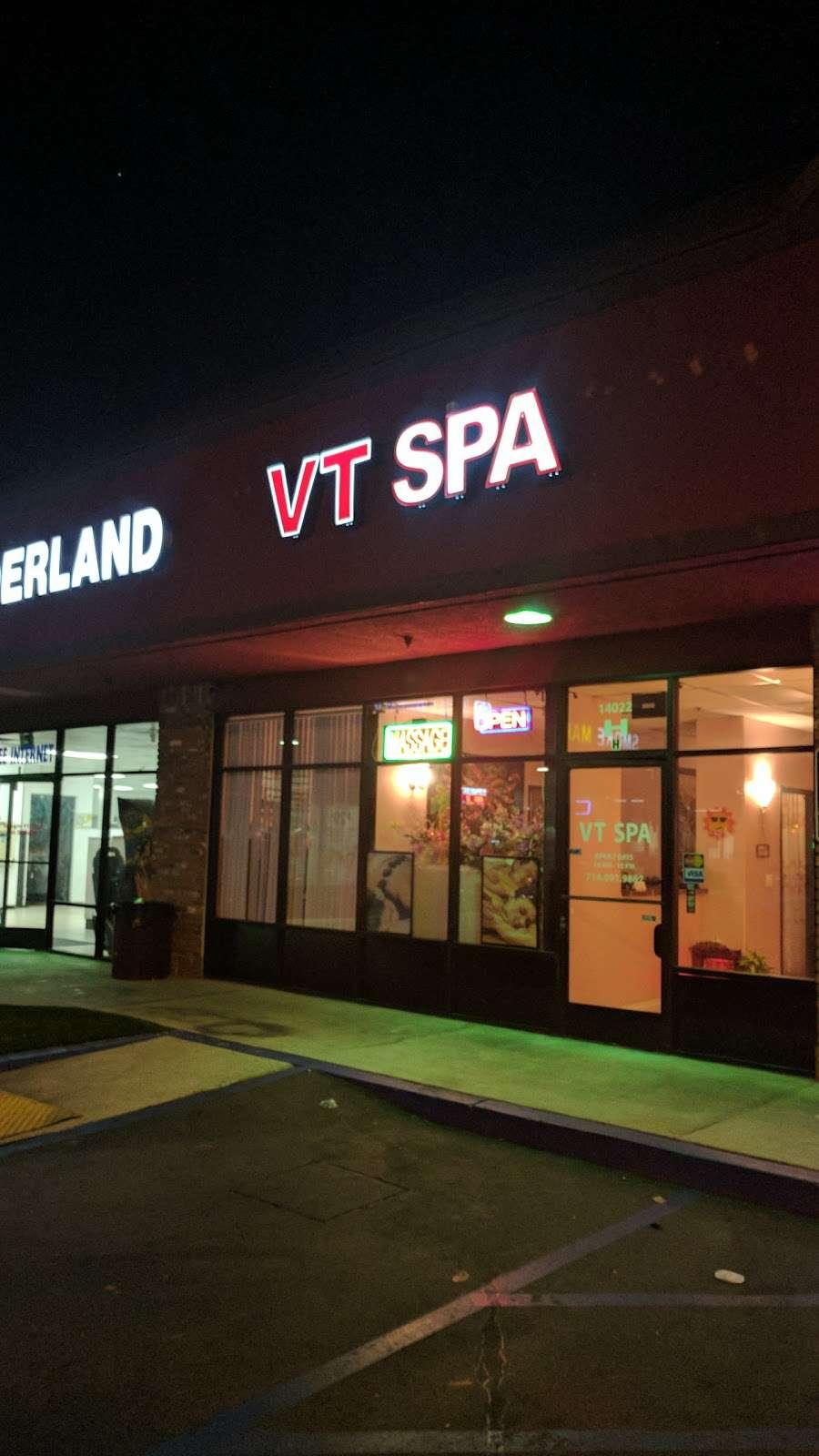VT Spa - spa  | Photo 1 of 1 | Address: 14022 Springdale St, Westminster, CA 92683, USA | Phone: (714) 891-9862