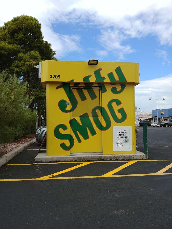 Jiffy Smog, a DEKRA company - car repair  | Photo 4 of 6 | Address: 3209 N Rainbow Blvd, Las Vegas, NV 89108, USA | Phone: (702) 307-2240