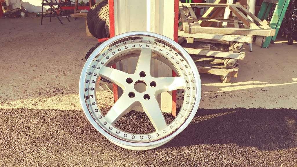 610 Wheels & Tires - car repair  | Photo 5 of 10 | Address: 13101 S Post Oak Rd, Houston, TX 77045, USA | Phone: (713) 726-8473