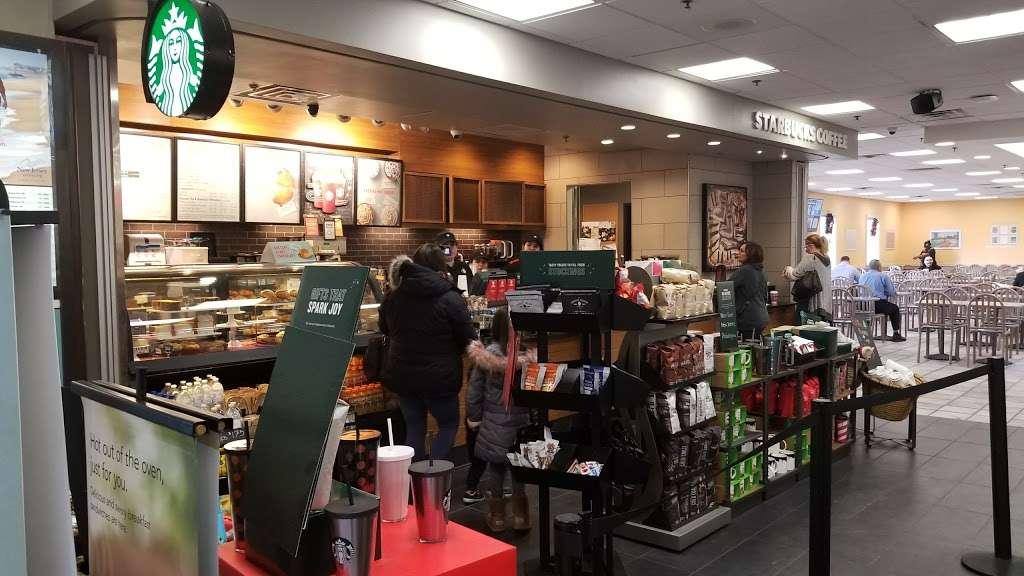 Starbucks - cafe  | Photo 5 of 10 | Address: NJ Tpke, Ridgefield, NJ 07657, USA | Phone: (201) 943-1171