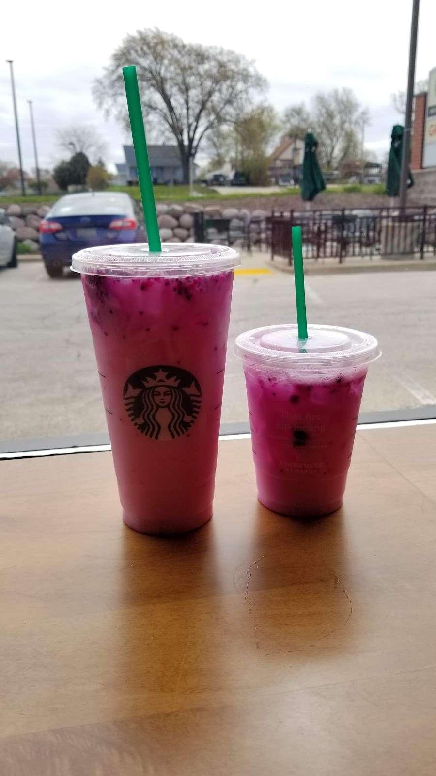 Starbucks - cafe  | Photo 7 of 10 | Address: 6537 S 27th St A, Franklin, WI 53132, USA | Phone: (414) 304-7208