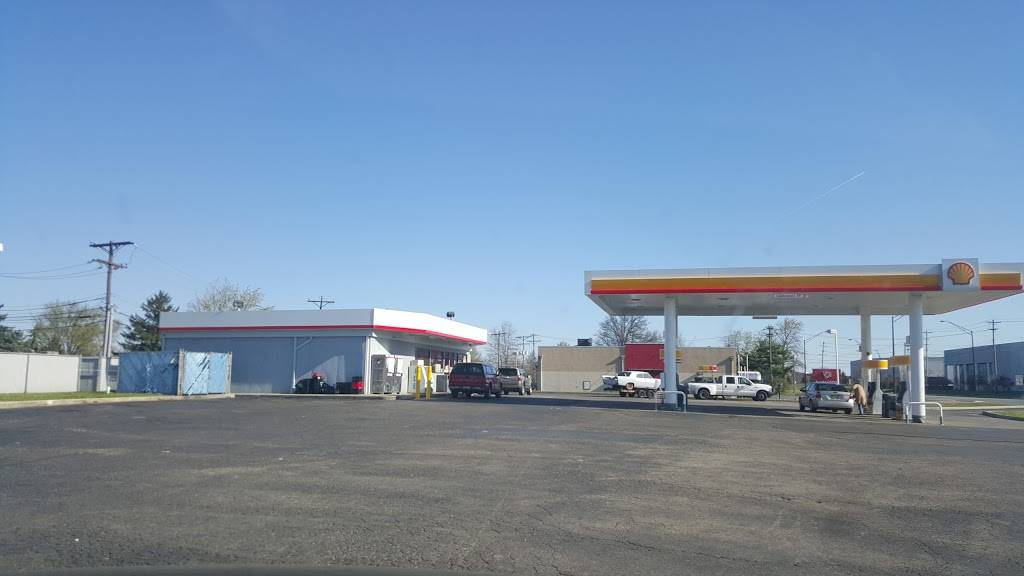 Shell - gas station  | Photo 1 of 2 | Address: 4425 Alum Creek Dr, Obetz, OH 43207, USA | Phone: (614) 497-2262