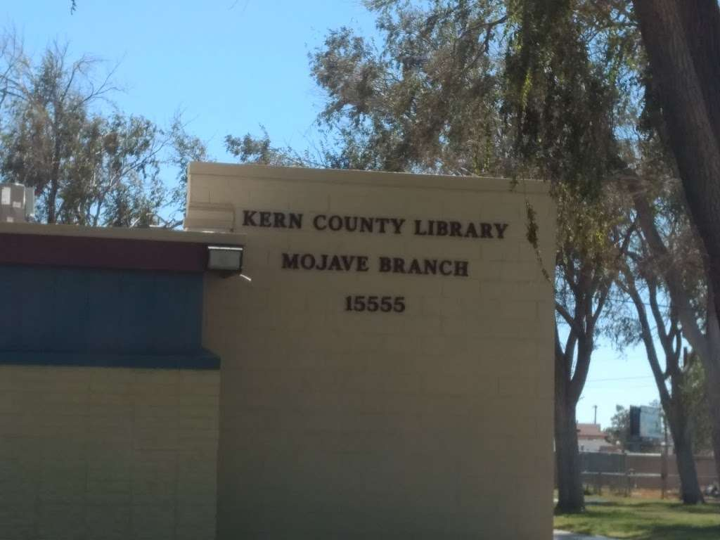 Kern County Library - Mojave - library  | Photo 1 of 2 | Address: 15555 O St, Mojave, CA 93501, USA | Phone: (661) 824-2243