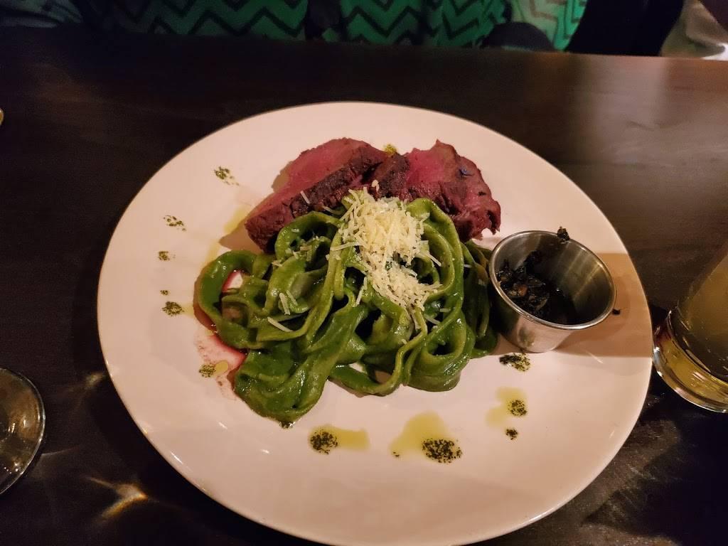 Pink Salt Restaurant - night club  | Photo 8 of 9 | Address: 3321 W McGraw St, Seattle, WA 98199, USA | Phone: (206) 284-7305