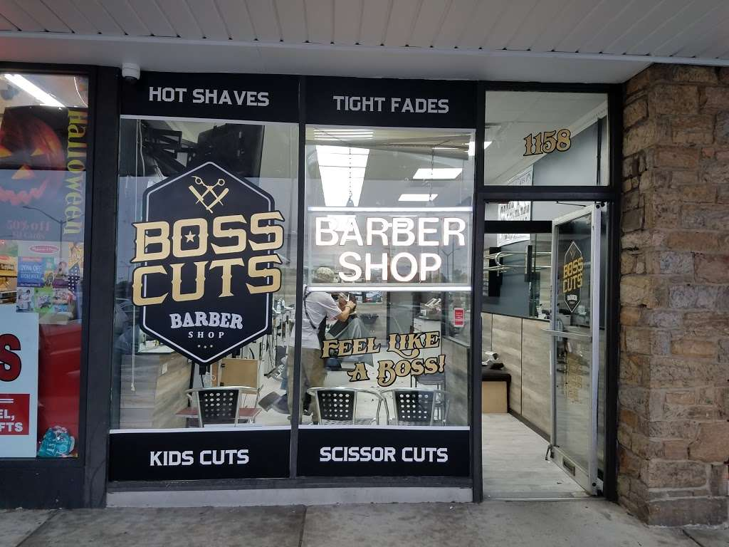 Boss Cuts - hair care  | Photo 1 of 4 | Address: 1158 Wantagh Ave, Wantagh, NY 11793, USA | Phone: (516) 654-9633