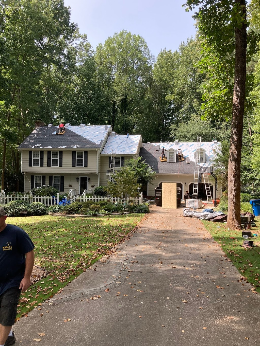 Rain-Go Gutters & Roofing Raleigh - roofing contractor  | Photo 6 of 6 | Address: 3941 NC-42, Raleigh, NC 27603, USA | Phone: (919) 875-0700